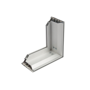 100x40mm Single-sided Wall Mount Tension Fabric SEG Light Box Extrusion