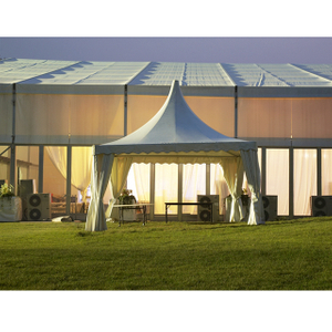 China Aluminum Best Pagoda Tent Manufacturers for Sale