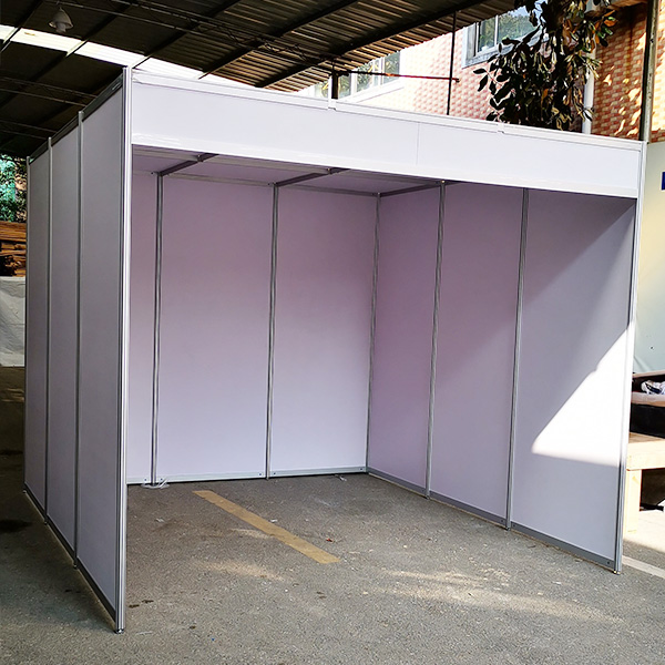 Modular Exhibition Stands Job : Octanorm modular 3x3 exhibition booth with roof from china