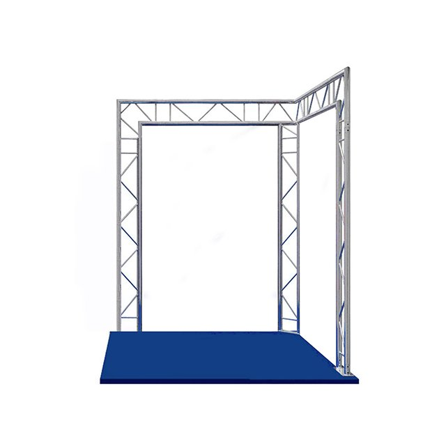 China Simple Structure Truss Banner Display System