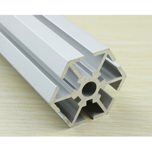 Octanorm Aluminum Upright Extrusion 60°