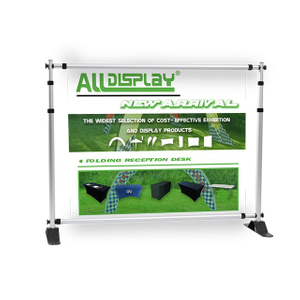 Aluminum Adjustable Backdrop Banner Stand