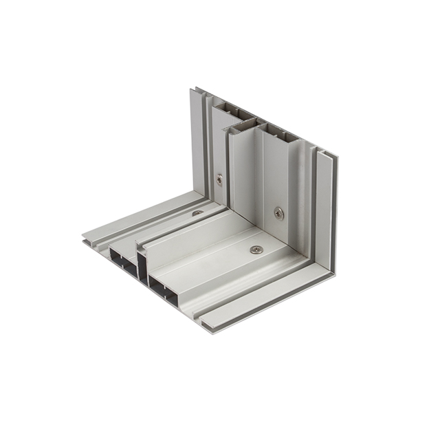 180mm Aluminum Double-sided Backlit SEG Extrusions for LED Light Box