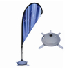 Teardrop Shape Beach Flag D-B001