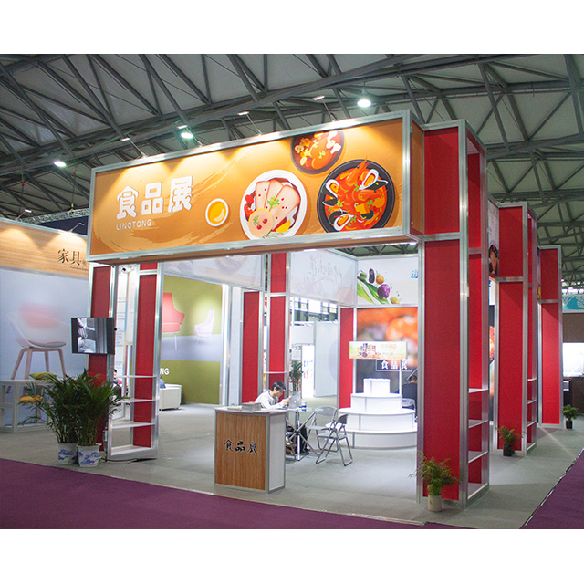 Exhibition Stand Wall Panels : Special design mm maxima exhibition stand from china