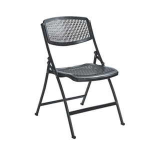 Trade Show Use Black Folding Chair