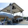 Light Frame Outdoor Concert Stage Tent Truss Design for Sale