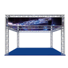Custom Aluminium 6x6 Truss Show Booth Design
