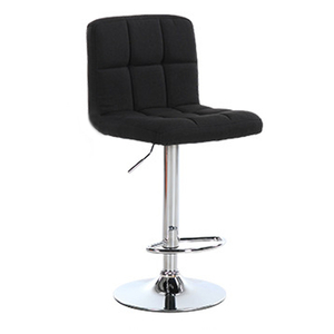 Fashion Gas Lift High Bar Stool Padded Chair