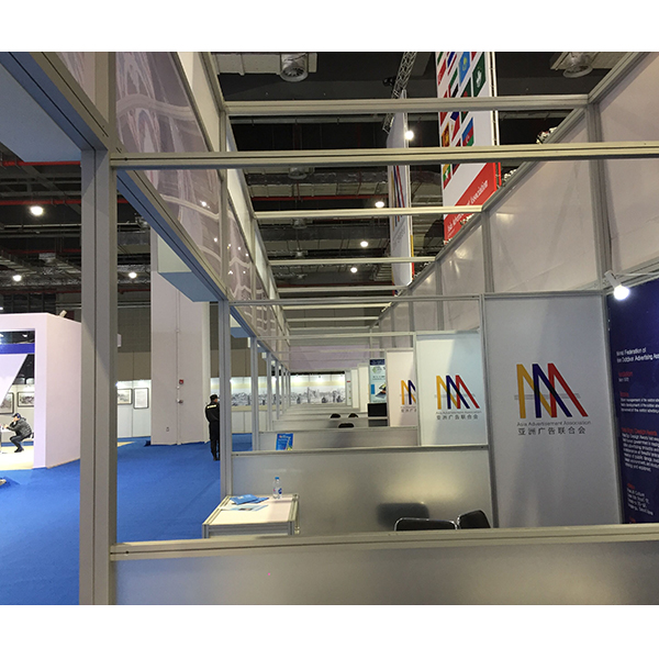 Maxima Aluminum Shell Scheme Exhibition Booth 40mm