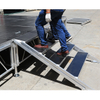 Easy Set-up Weather Resistant Height Adjustable Modular 4ftx4ft All Terrain Stage for Outdoor Event